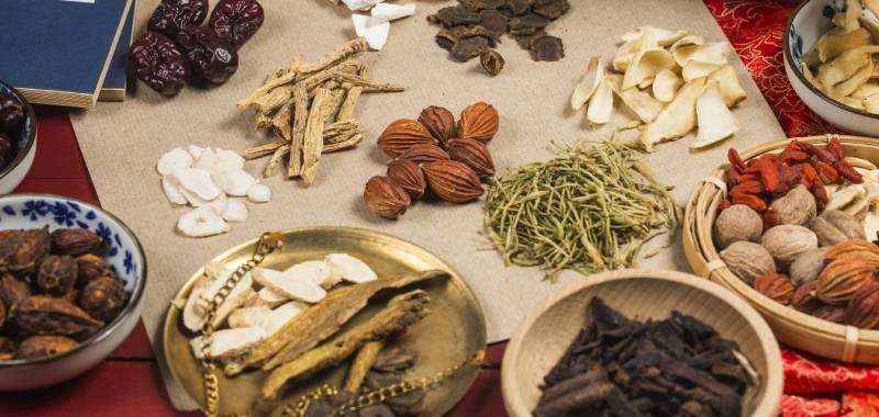 Makanan dan Obat-Obatan Herbal Cina Terbaik